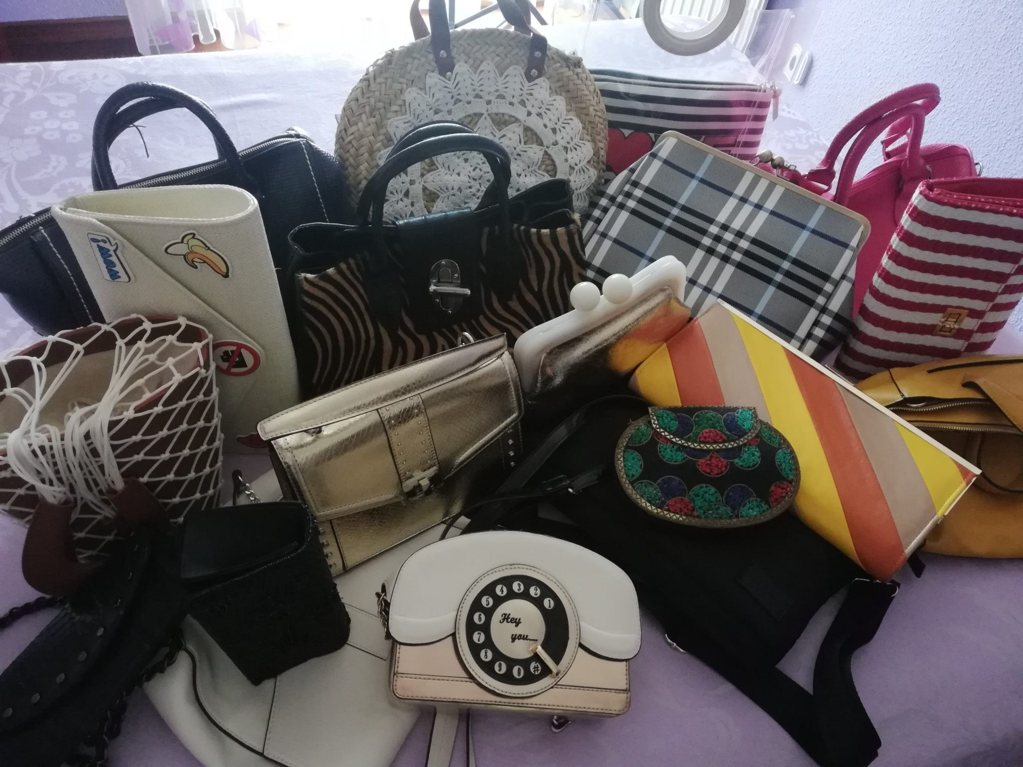 todos los bolsos de abuela a la ultima